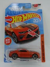 Hot Wheels 50th 2018 Indy 500 Festival Car 1:64 DieCast Chevrolet Camaro SS