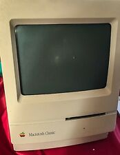 Vintage Apple Macintosh Model CLASSIC E1113UHM0345LL/A
