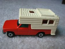 Vintage 1979 Lesney Matchbox Superfast 38 Camper Truck w/ Box