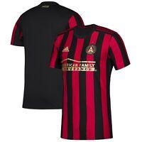 5856ef79 NWT 2019 Atlanta United Jersey Home Adidas Replica Soccer Football Size  Small