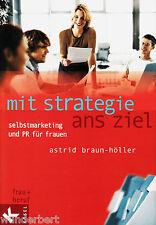 *- Mit STRATEGIE ans ZIEL - Astrid BRAUN-HÖLLER  tb (2005)
