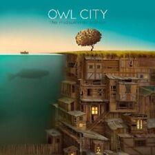 OWL CITY - THE MIDSUMMER STATION  CD NEW+ ++++++++++++++++