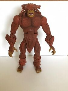 Marvel Legends Apocalypse Series Sasquatch figure