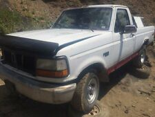 FRONT DRIVE SHAFT MANUAL TRANSMISSION 5 SPEED FITS 88-97 FORD F250 PICKUP 60456