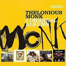 Thelonious Monk - 5 Original Albums [CD]