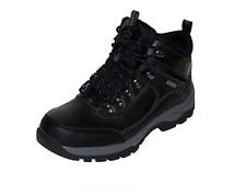 Khombu Summit Men's Hiker Boot, Black Sz 10