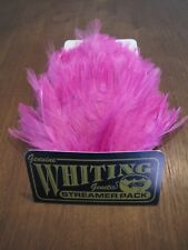 Fly Tying-Whiting Farms Streamer Pack Pink