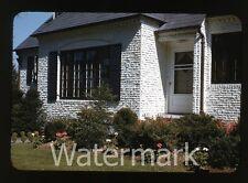 1940s kodachrome photo slide House exterior Dutch Boy Paint collection #6