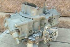 428 Cobra Jet Holley Carb D0ZF-9510-AB List 4514-1 70 Mustang Cougar Auto No A/C