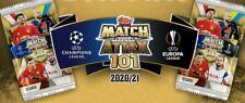 TOPPS MATCH ATTAX 101 CHAMPIONS EUROPA LEAGUE 2020 2021 21 SCEGLI CARD #1 - #224