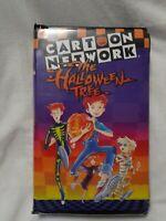 The Halloween Tree VHS 1993 CARTOON NETWORK OOP VTG- Ray Bradbury Hanna Barbera