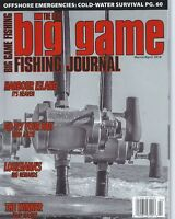 The Edge Big Game Fishing Journal Magazine - March / April 2018