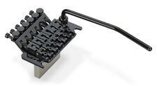 Schaller Germany Lockmeister Floyd Rose Tremolo Lefty, 42mm R2 Nut Black Chrome