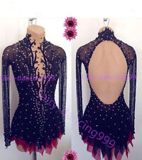 2018 New Style Ice Figure skating dress Ice skating dress for competition  p193
