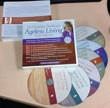 DR. CHRISTIANE NORTHRUP'S AGELESS LIVING-6 DVD LIBRARY