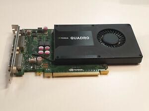 Fujitsu NVIDIA Quadro K2000D (2000 MB) (S26361-D3000-V201) Grafikkarte
