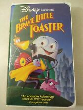 The Brave Little Toaster (VHS, 1991)