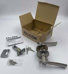 Falcon by Schlage 51TRE30 Locking Door Handle/ Knob w/keys