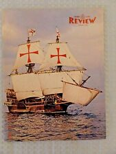 Panama Canal Review Magazine Spring 1975 Edition