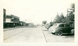 1944 WWII USAAF 54th BFTG airman's Texas A&M Photo North Gate, College Station