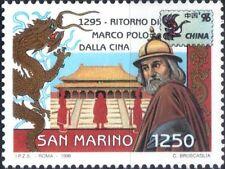 1996 San Marino Marco Polo congiunta Gemella con Italia