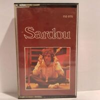 Michel Sardou - Sardou (Cassette Audio - K7 - Tape)