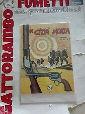 Avventure del west n.2 serie gialla imbustata Anastatica - ed.Audace  Edicola