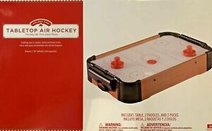 HOLIDAY TIME TABLETOP AIR HOCKEY