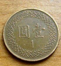 Taiwan 1 YUAN Coin