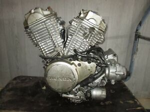 Motor Honda VT 500 E