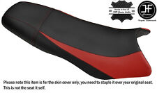 STYLE 2 BLACK & D RED CUSTOM FITS SEADOO GSX GS RFI 96-04 VINYL SEAT COVER STRAP