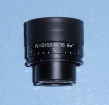Olympus microscopio-ocular whs15x-h/16 (033752) (nueva/New)