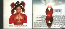 JACKSON JANET TOGETHER AGAIN MAXI CDS