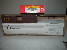 Walthers Ho scale - #932-4713 50' Waffle Box Louisville & Nashville Kit