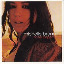 Michelle Branch Hotel Paper RARE promo sticker '03