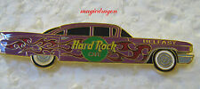 Hard Rock Cafe BELFAST Purple Cadillac Pin .