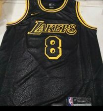 NIKE KOBE BRYANT BLACK MAMBA LAKERS CITY EDITION L SWINGMAN JERSEY AJ6432 010