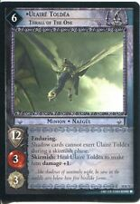 Lord Of The Rings CCG Card MD 10.R71 Ulaire Toldea, Thrall Of The One