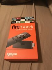 Lot of 10 - Amazon Fire TV Stick 2nd Generation With Alexa Voice Remote - Black