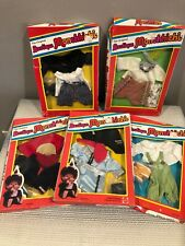 Boutique Monchhichi Clothing - Lot Of 5