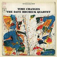 The Dave Brubeck Quartet - Time Changes (NEW CD)