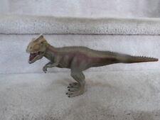 """Schleich Giganotosaurus Dinosaur 2011 Hinged Jaw Jurassic 10""""Lx6""""T"""