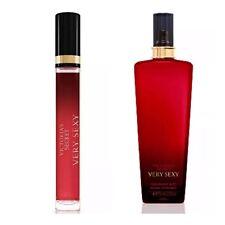 Victoria's Secret VERY SEXY Eau de Parfum Rollerball and Travel Fragrance Mist
