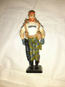 1987 GI Joe Outback with some accessories loose