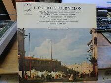 Vladimir Spivakov - orchestre de moscou Rudolf Barchai : concertos pour violon