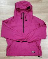 L.L.Bean Womens Windbreaker Jacket Size Medium Purple