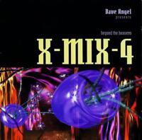 X-MIX 4 / BEYOND THE HEAVENS = Angel/Curtin/Larkin/Wink..= 1CD MIXED = TECHNO !!