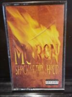 MC REN - SHOCK OF THE HOUR CASSETTE TAPE RUTHLESS RECORDS GANGSTA RAP NWA rare