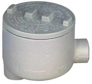 Appleton Electric Grlb150-A Conduit Outlet Body,1-1/2 In.
