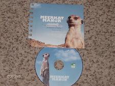 """Meerkat Manor"" RARE DVD! 2 episode DVD! Family Affair & Calm Before the Storm"